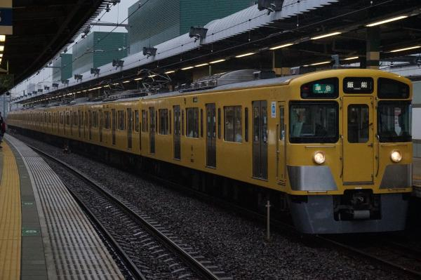 2016-09-24 西武2063F 準急飯能行き 4137レ