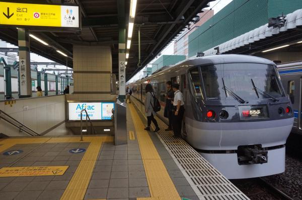 2016-09-24 西武10109F 特急池袋行き