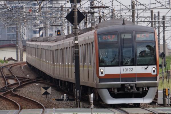 2016-09-26 メトロ10122F 各停新木場行き 6530レ