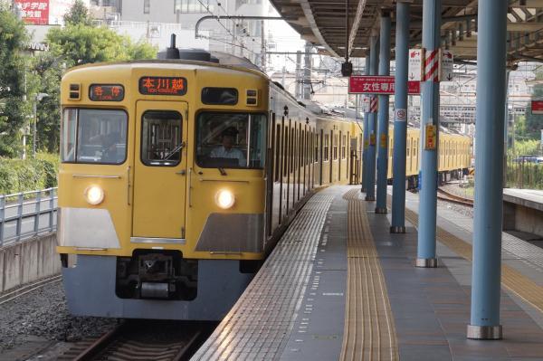 2016-09-26 西武2005F 各停本川越行き 5631レ