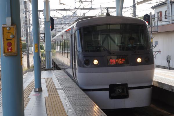 2016-09-26 西武10112F 特急本川越行き 117レ
