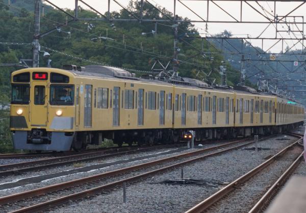 2016-09-27 西武2097F 廃車回送4