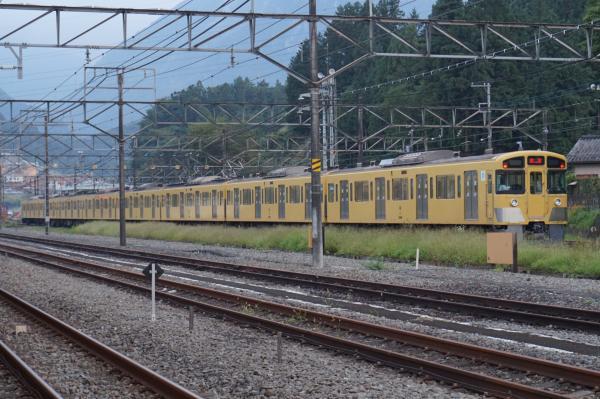2016-09-27 西武2097F 廃車回送5