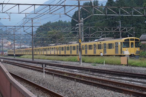 2016-09-27 西武2097F 廃車回送6