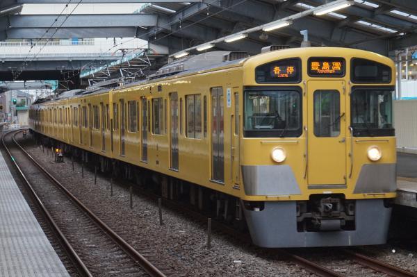 2016-07-25 西武2097F 各停豊島園行き1 5513レ