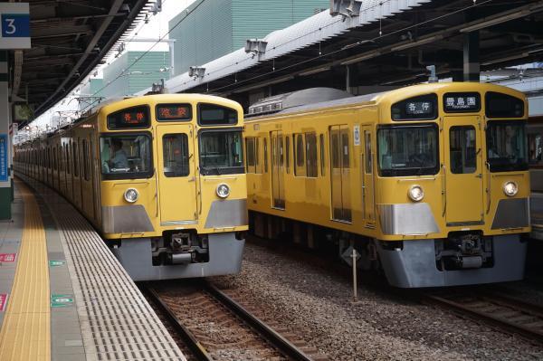 2016-09-25 西武2097F 2089F