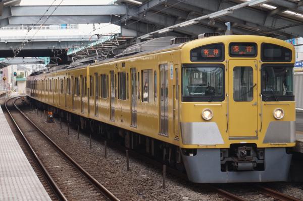 2016-09-25 西武2097F 各停保谷行き 5719レ
