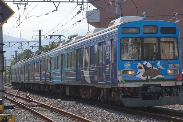 2016-09-27 秩父鉄道7502F 各停羽生行き