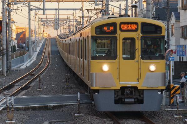 2015-11-28 西武2097F 各停西武球場前行き1 5361レ