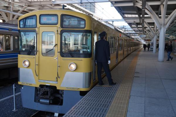 2015-12-05 西武2097F 各停飯能行き2 5107レ
