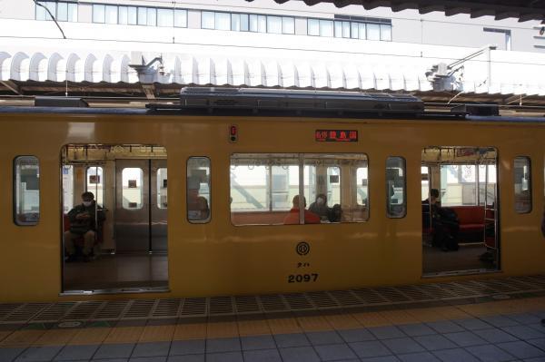 2016-02-27 西武2097F 各停豊島園行き 側面写真