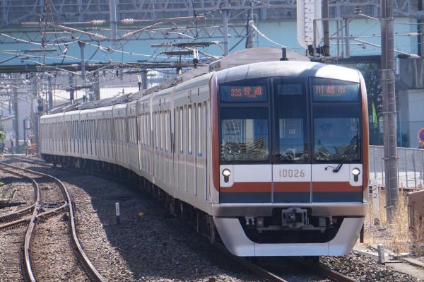 2016-10-15 メトロ10126F 普通川越市行き