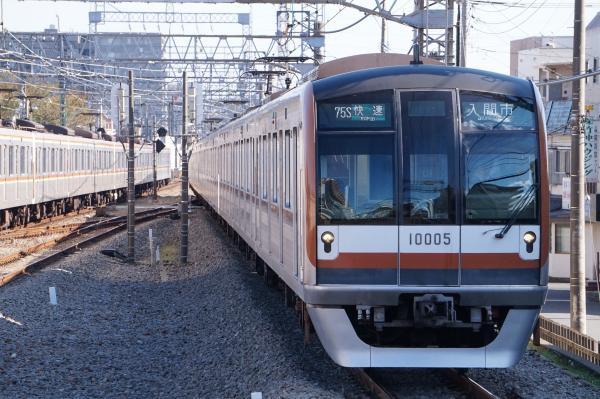 2016-11-03 メトロ10105F 快速入間市行き 1807レ
