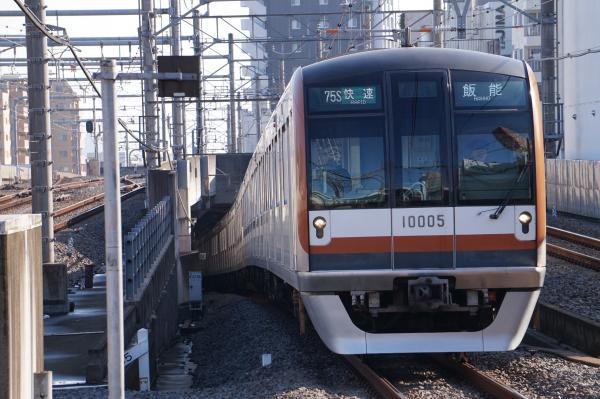 2016-11-03 メトロ10105F 快速飯能行き 1703レ