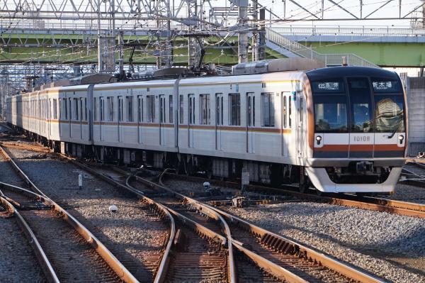 2016-11-03 メトロ10108F 各停新木場行き 6534レ