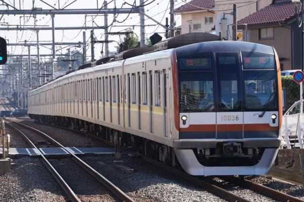 2016-11-03 メトロ10136F 準急飯能行き 4701レ
