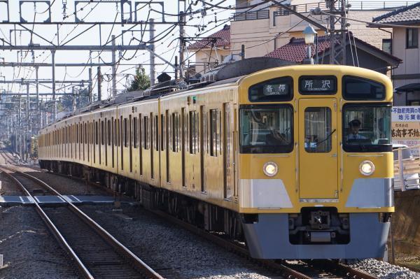 2016-11-03 西武2085F 各停所沢行き 5351レ