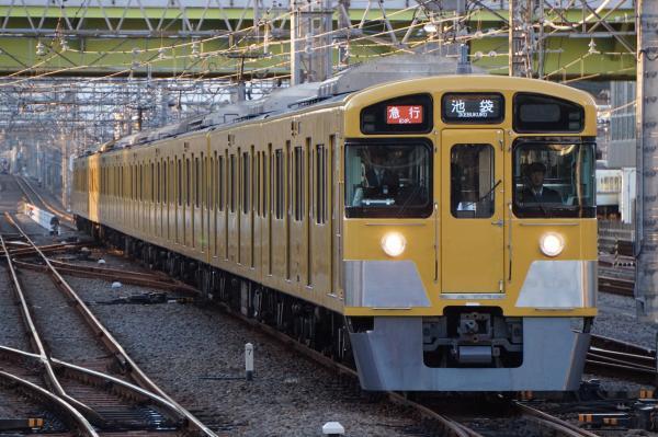 2016-11-03 西武2461F_2089F 急行池袋行き 2158レ