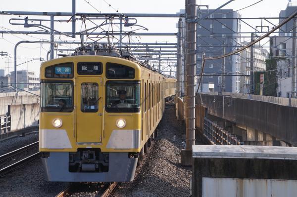2016-11-03 西武2463F_2069F 快速飯能行き 3105レ