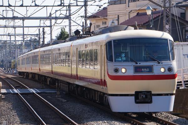 2016-11-03 西武10105F 特急西武秩父行き 11レ