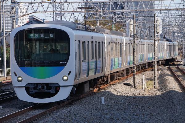 2016-11-03 西武30104F 準急飯能行き 4133レ