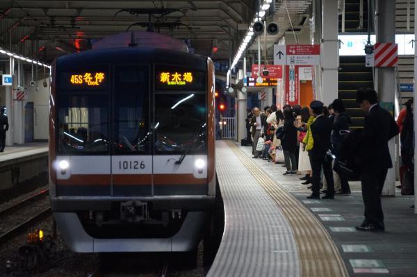 2016-11-05 メトロ10126F 各停新木場行き 6540レ
