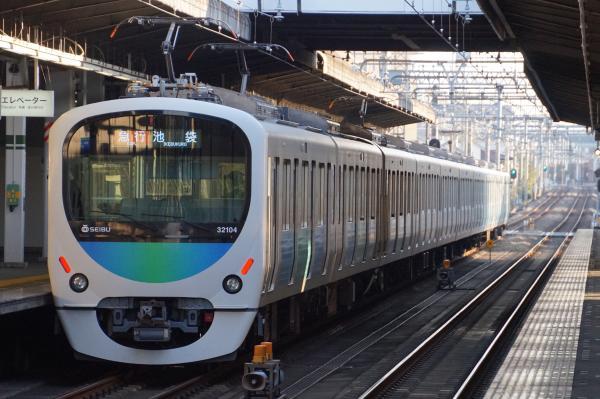 2016-11-05 西武32104F_38112F 急行池袋行き2 2154レ