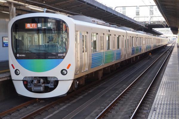 2016-11-05 西武32104F_38112F 急行飯能行き2 2139レ