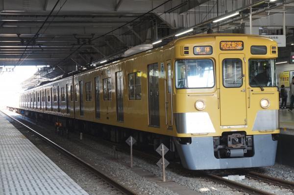 2016-11-13 西武2003F 各停西武新宿行き 5614レ