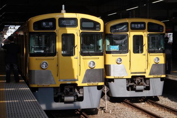 2016-11-13 西武2083F 2087F