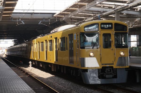 2016-11-13 西武2083F 団体専用4