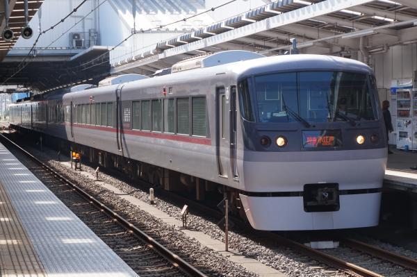 2016-11-13 西武10112F 特急本川越行き 163レ