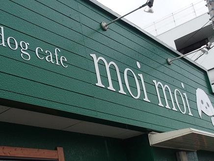 ドッグカフェ モイモイ