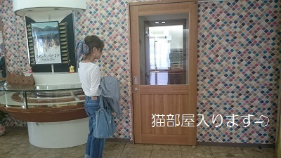 猫部屋入り口 DSC_1570