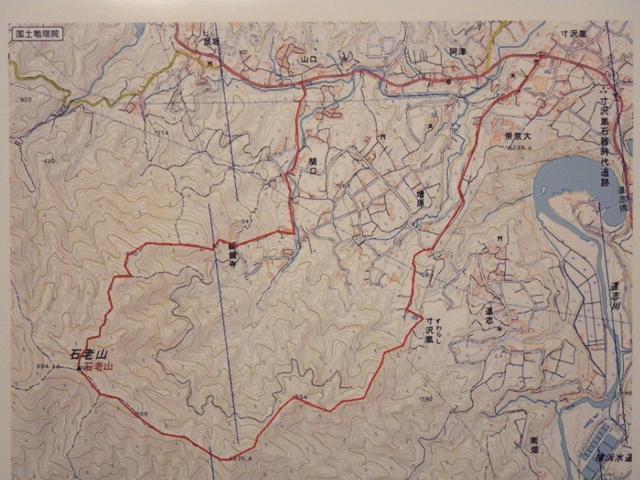 16053100高塚山・石老山