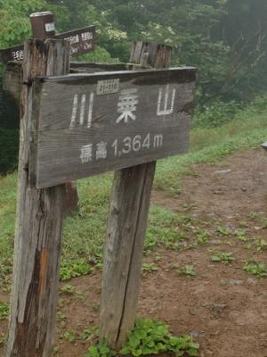 16072104川乗山