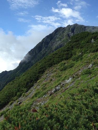16072702北岳・間ノ岳