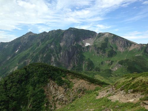 16073005笠ヶ岳