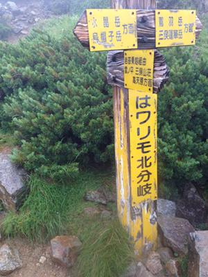 16081511雲ノ平・黒部五郎