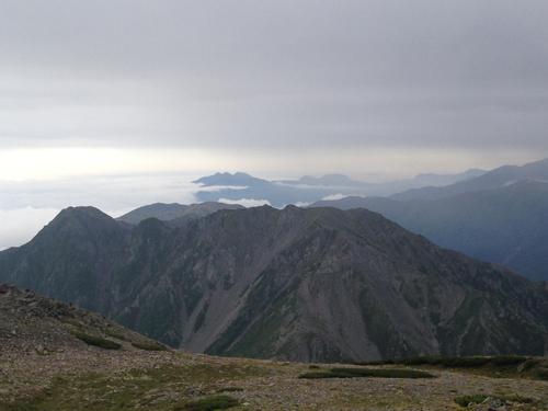 16082707白峰三山