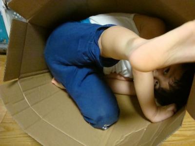 扇風機の箱3