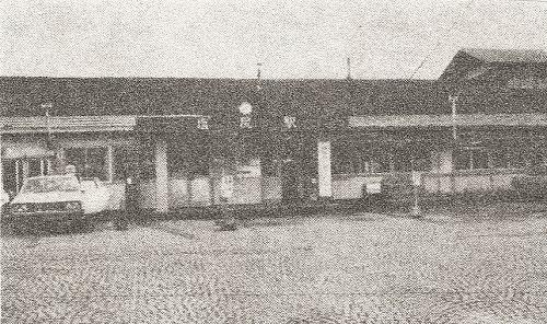1 昭和50年代の塩尻駅