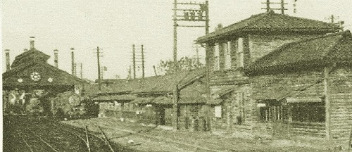 1昭和8年頃の福井東駅