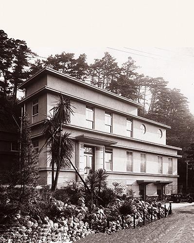 2:大船軒社屋-昭和6年頃-軽