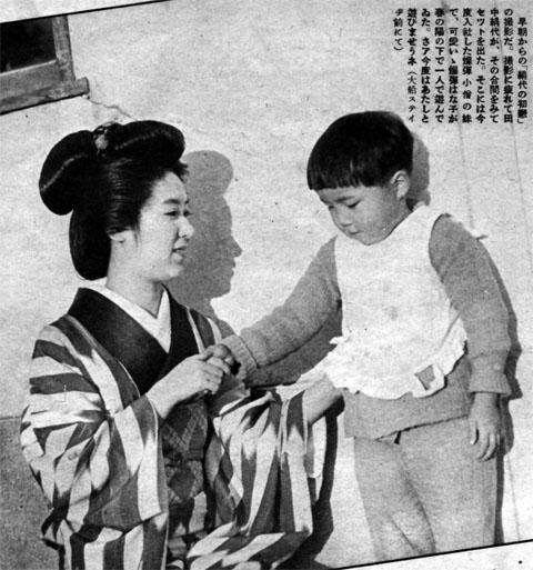 田中絹代1940may
