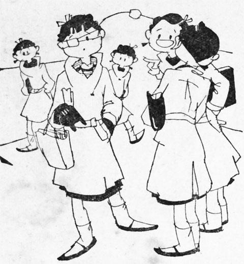 友情の明暗1939mar