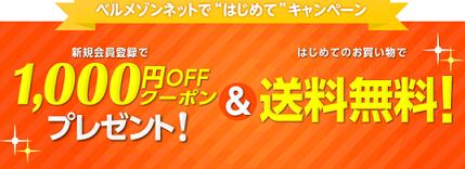 1000円オフ送料無料