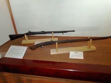 佐賀城4・銃