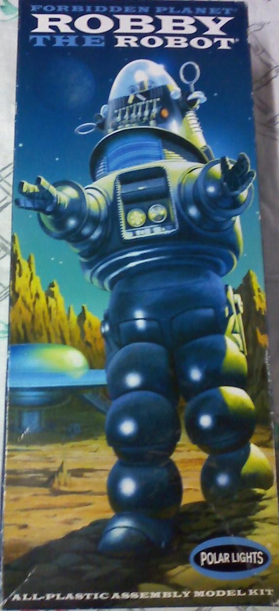 ロビーザロボット