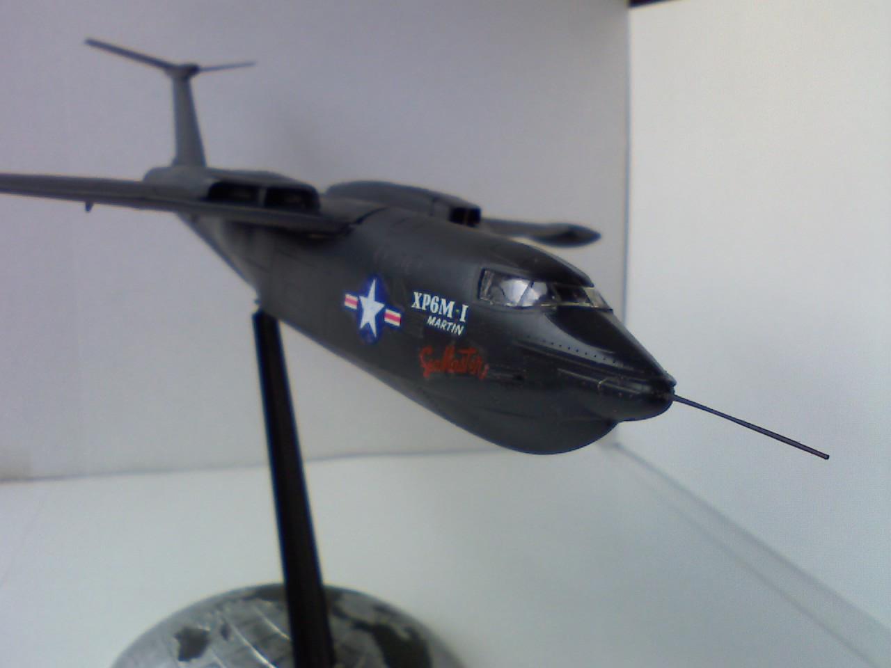 マーチンXP6M-1